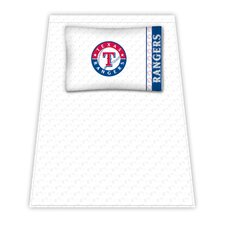 MLB Micro Fiber Sheet Set