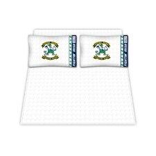 NCAA Notre Dame Fighting Irish Microfiber Sheet Set