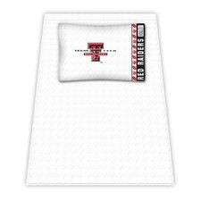 NCAA Micro Fiber Sheet Set