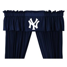 "MLB 88"" Curtain Valance"