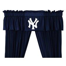 MLB New York Yankees Rod Pocket Drape Panel