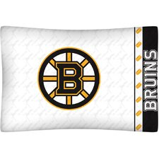 NHL Logo Pillow Case