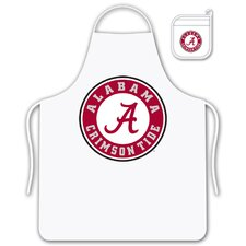 NCAA Tail Gate Kit Apron and Mit