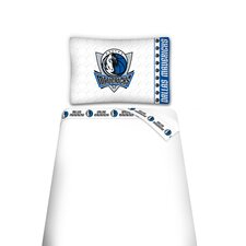 <strong>Sports Coverage Inc.</strong> NBA Micro Fiber Sheet Set