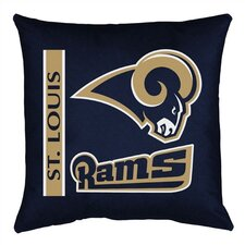NFL Toss Pillow