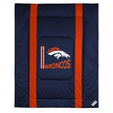 <strong>Sports Coverage Inc.</strong> NFL Sidelines Comforter
