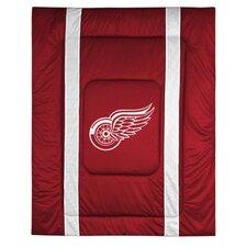 NHL Sidelines Comforter