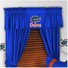 "NCAA 88"" Curtain Valance"