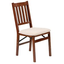 <strong>Stakmore Company, Inc.</strong> Arts and Crafts Chair (Set of 2)