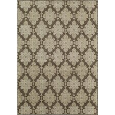 Rallye Brown Java Rug