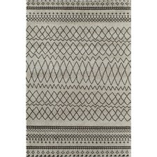 Tangier Cream Geometric Rug