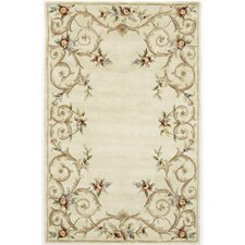 Flora Windham Cream Rug