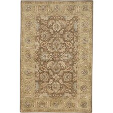 Seville Caramel Light Brown Rug