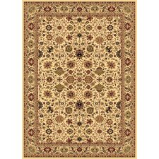 New Vision Cream Tabriz Rug