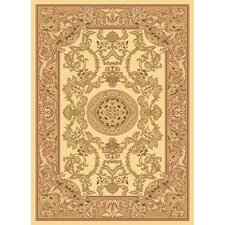 New Vision Cream Palace Rug