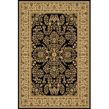 New Vision Black Lilihan Rug