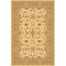 Sorrento Cream Tabriz Rug