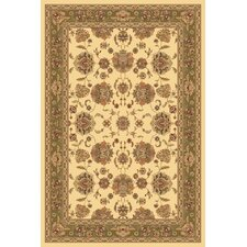 Sorrento Cream Kashan Rug