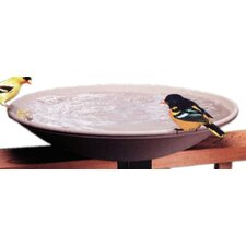 "20"" Non Heated Bird Bath with Ez Tilt Deck Mount"