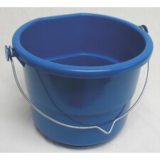 Heated Flat Back Bucket for Horses and Dogs