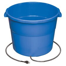 Electric Heated Bucket W/ Thermostat