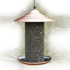 <strong>Audubon</strong> Woodlink Coppertop Sunflower Tube Feeder