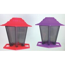 Large Lantern Decorative Bird Feeder