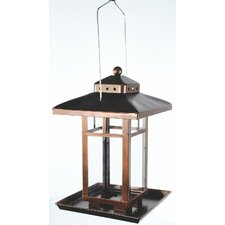 Square Lantern Decorative Bird Feeder