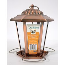 Carriage Lantern Bird Feeder