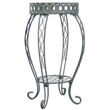 Queen Anne Round Plant Stand (Set of 6)