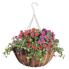 Pro Gro Round Hanging Planter (Set of 12)