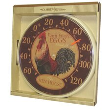 Hen House Thermometer