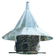 Mandarin Hopper Bird Feeder