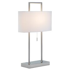 "Sullivan 26.5"" H Table Lamp with Rectangular Shade"