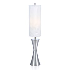"Geneva 38"" H Table Lamp with Drum Shade"