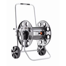 Aluminum and Plastic Gemini Hose Cart