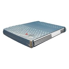 "9"" Double-Wall Leak-Proof Patented Hydro-Support 1700dw Mattress Waterbed"