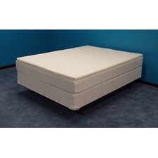 Organic Complete Softside Waterbed Unbridled Set