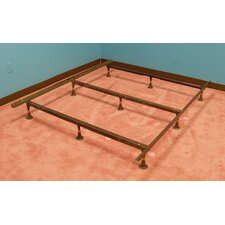 Organic Heavy-Duty Bed Frame