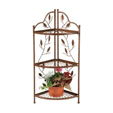 Vine and Leaf Corner Rack