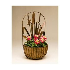 Wall Basket Planter