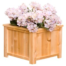 USA Cedar Planter Square Planter Box