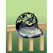 Wall Mount Songbird Window Bird Feeder