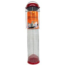 Woodpecker Tube Bird Feeder (Set of 4)