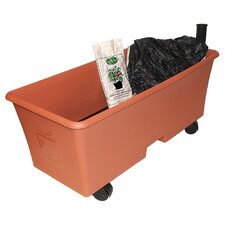 Garden Rectangular Kit Planter