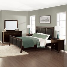Princeton Sleigh 5 Piece Bedroom Collection