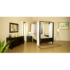Wilshire 5 Piece Bedroom Set