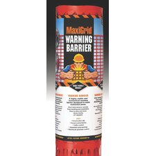 Maxigrid Warning Barrier