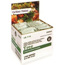 160 Piece Domestic Bulk Tree Fertilizer Stake (Set of 2)