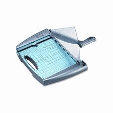 Titanium 10-Sheet Bypass Trimmer, Plastic Base, 15-3/8 x 12-3/4